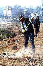 Bagmati Cleaning Campaign- Phase I